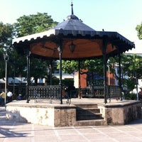 Photo taken at Plaza De Presidencia by Chufo R. on 10/30/2012