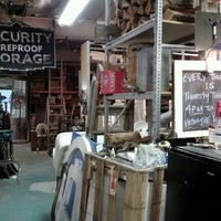 Photo taken at Philadelphia Salvage Company by Meitar M. on 10/12/2012