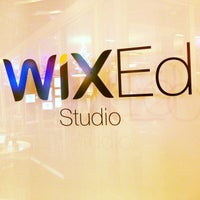 Photo taken at Wix Lounge by Damion W. on 11/18/2014