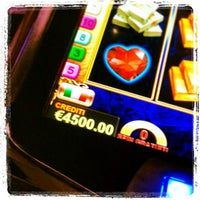 Photo taken at Casinò Le Palme by Le P. on 12/17/2012