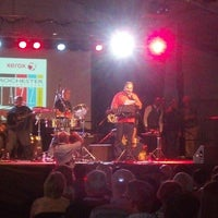Photo taken at XRIJF Big Tent by Paula S. on 6/24/2013