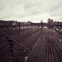 Photo taken at Gare de Namur by Cyprien D. on 7/3/2013