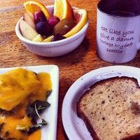 Photo taken at Portage Bay Cafe by Makenzie M. on 3/14/2013