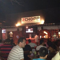 Photo taken at ZChopp by Luccas D. on 10/14/2012