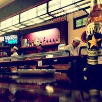 Photo taken at Hideki Sushi Bar e Restaurante by Eduardo G. on 10/5/2012