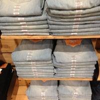 Photo taken at Levi's Store by Nikita L. on 5/8/2013