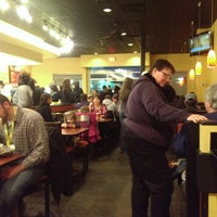 Photo taken at Moe's Southwest Grill by Timothy R. on 2/17/2014