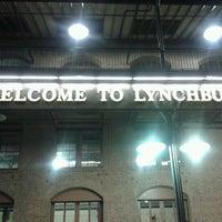 Photo taken at Amtrak Station - Lynchburg, VA (LYH) by Joey P. on 10/11/2012