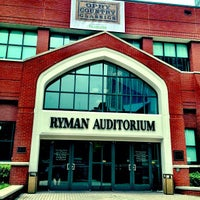 Photo taken at Ryman Auditorium by Jenna P. on 5/19/2013