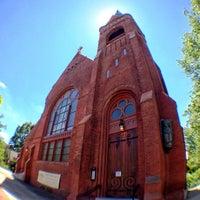 Photo taken at Saint Marks Episcopal Church by Kxequiel on 6/29/2013