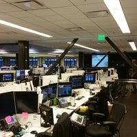 Photo taken at Bloomberg by Ken B. on 10/10/2014