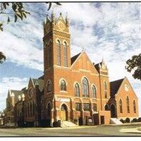 Photo taken at First United Methodist Church Marion by First United Methodist Church Marion on 10/20/2014