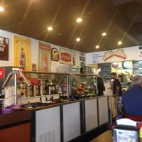 Photo taken at East Bay Deli by Debra S. on 4/12/2014