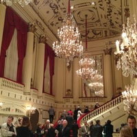 Photo taken at Powell Hall by Beth K. on 2/17/2013