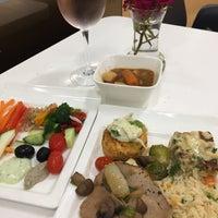Photo taken at Lufthansa Senator Lounge by Aisha T. on 10/12/2016