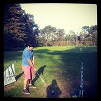 Photo taken at Club de Golf Santo Domingo by Rodrigo C. on 9/21/2012