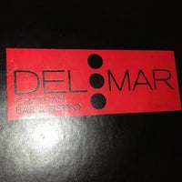 Photo taken at Del Mar Chatham Bar & Bistro by Amit S. on 5/20/2013