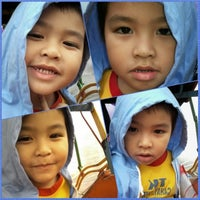 Photo taken at Toddler, PG, TK, SD Cahaya Nur by Lina L. on 2/6/2014