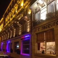 Photo taken at Hôtel Saint-Jacques by TK S. on 10/16/2013
