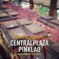 Photo taken at CentralPlaza Pinklao by BoyOfHeaven on 3/18/2013