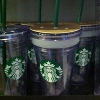 Photo taken at Starbucks by Kathy M. on 1/4/2013