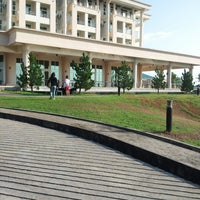 Photo taken at Kingwood Resort by Larry C. on 9/22/2012