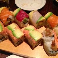 Photo taken at Taro Sushi by Elizabeth I. on 2/17/2013
