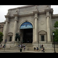 Photo taken at American Museum of Natural History by Ace D. on 5/22/2013