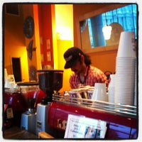 Photo taken at La Colombe Torrefaction by Andrei S. on 2/11/2013