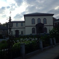 Photo taken at Touro Synagogue by lee u. on 8/23/2013