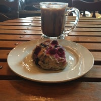 Photo taken at Cabin Coffee by lee u. on 9/6/2016