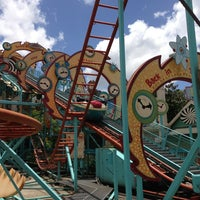 Photo taken at Primeval Whirl by Claudia P. on 7/6/2013