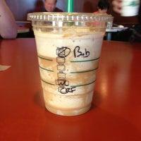 Photo taken at Starbucks by Jonathan M. on 1/21/2013