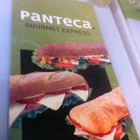 Photo taken at Panteca by Diana S. on 10/26/2012