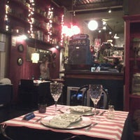 Photo taken at VeintiCinco Restaurant by Agustina G. on 12/30/2012