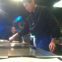 Photo taken at Wasabi Japanese Steakhouse by Jess on 1/7/2013