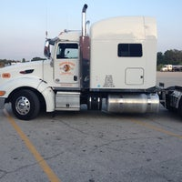 Photo taken at Indian River Transport by Michael B. on 4/13/2013