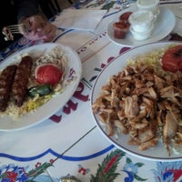 Photo taken at Sahara Restaurant Best Mediterranean food In Brooklyn NY by Rabia Q. on 4/13/2013