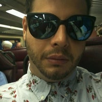 Photo taken at Walpole Train Station by Diego S. on 7/17/2013