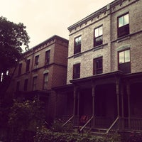 Photo taken at Astor Row by Paula M. on 8/22/2014