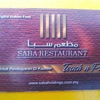 Photo taken at Saba Restaurant by Abinm C. on 11/11/2012