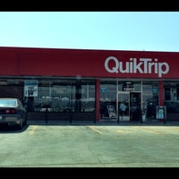 Photo taken at QuikTrip by Brian L. on 3/29/2014