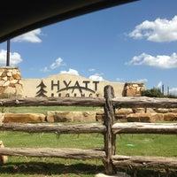 Photo taken at Hyatt Regency Lost Pines Resort & Spa by Mike M. on 6/19/2013