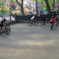 Photo taken at Bike Polo Pit by Rafi B. on 6/9/2013