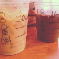Photo taken at Starbucks by Ami H. on 4/28/2013