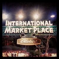 Photo taken at International Market Place by Dean B. on 5/14/2013
