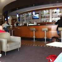 Photo taken at Delta Sky Club by Brad L. on 11/22/2012