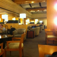 Photo taken at Delta Sky Club by Brad L. on 11/8/2012