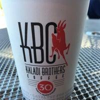 Photo taken at Kaladi Brothers Coffee - Tudor by Gary M. on 8/29/2016
