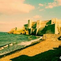 Photo taken at Arka Deniz by 👣 Bürge K. on 9/13/2015